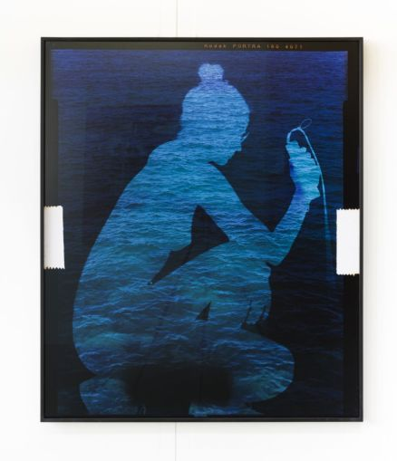 Art-O-Rama 2018 - Sophie Tappeiner - Sophie Thun, Crouching, 2018 photo Sophie Tappeiner