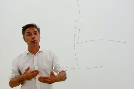 Drawing room 018 à La Panacée - Montpellier - Galerie Snap Projects - Pierre Labat