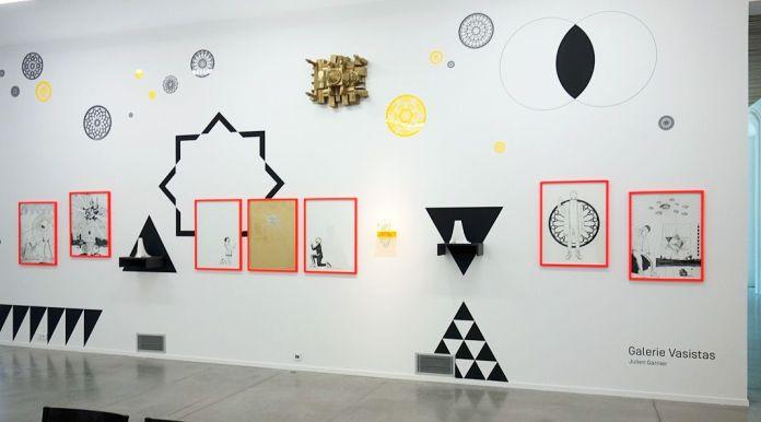 Drawing room 018 à La Panacée - Montpellier - Galerie Vasistas - Julien Garnier