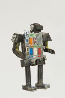 Bienvenu Nanga - Robot