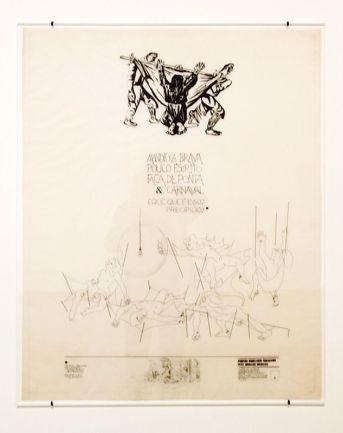 Gabriel Borba Filho, Petit Mobilier Brésilien (Biennale de Paris), 1977