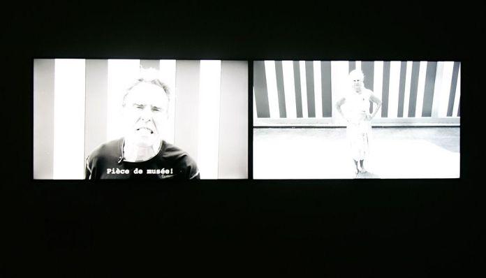 Clemence BTD Barret - Ode to decrepitude (2017) - Les Instants Vidéo -Humains de tous les pays, caressez-vous !