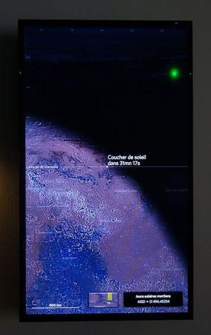 Félicie d'Estienne d'Orves et Eliane Radigue – Continuum – Supervisions - Des tentatives d'envol au regard vertical - Biennale Chronique