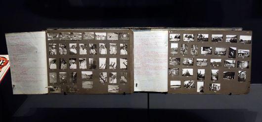 Georges Henri Rivière Voir, c'est comprendre au Mucem - Dakar-Djibouti - Vue de l'exposition