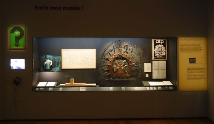 Georges Henri Rivière Voir, c'est comprendre au Mucem - Enfin mon musée ! - Vue de l'exposition