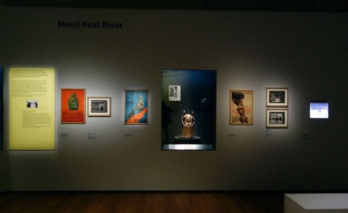Georges Henri Rivière Voir, c'est comprendre au Mucem - Merci Paul Rivet - Vue de l'exposition