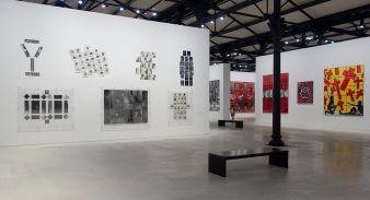 Gilbert & George, The Great Exhibition, 1971-2016 - Luma Arles - Vue de l'exposition à la Mécanique Générale 07