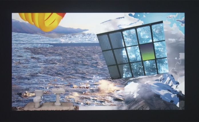 QIn Tan - Post Apocalypse Dream (2017) - Les Instants Vidéo -Humains de tous les pays, caressez-vous !