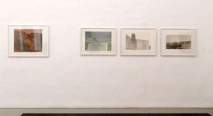 Alexandre Hollan -L'invisible est le visible au Musée Fabre - Salle 2 - Immanence du motif