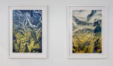 La Saga II - Double V Gallery – Benjamin Ottoz - Serendipity PF-JVHS et PF-OGHS, 2018