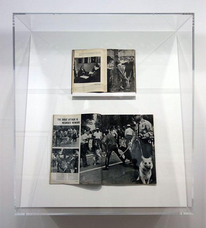 Picture Industry - Luma Arles - Deuxième partie - Richard Wright et Edwin Rosskam Twelve Million Black Voices (1947) et Charles Moore, Life, mai 1963