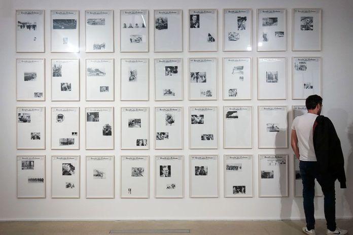Picture Industry - Luma Arles - Deuxième partie - Sarah Charlesworth, Herald Tribune, 1991
