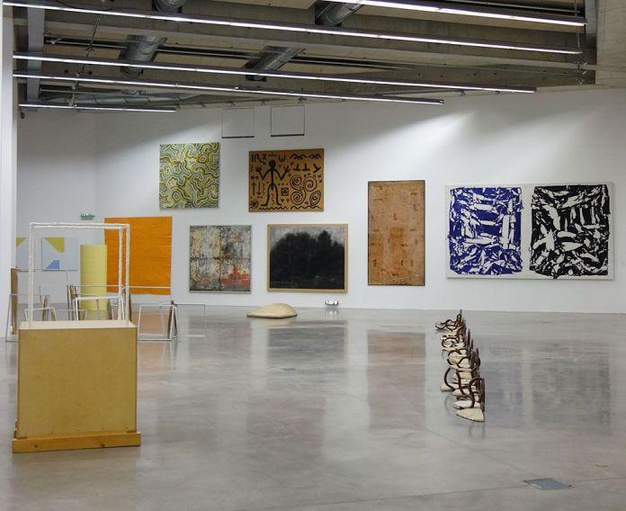 Une histoire de la collection du Fonds régional d'art contemporain - Vue de l'exposition au FRAC PACA