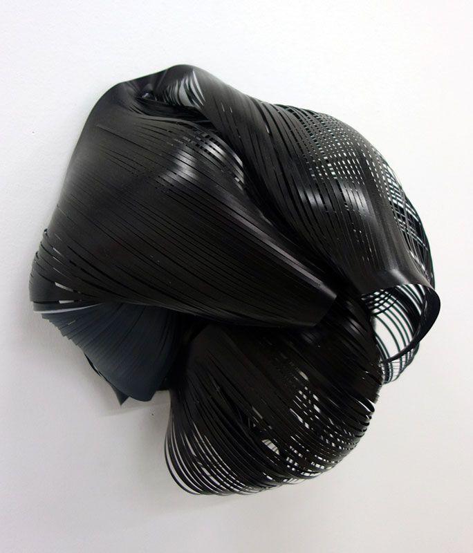 Amélie de Beauffort - Persée, (8 x 8) . 8, par exemple (détail 3), 2010 - Biomorphisme à La Friche de la Belle de Mai