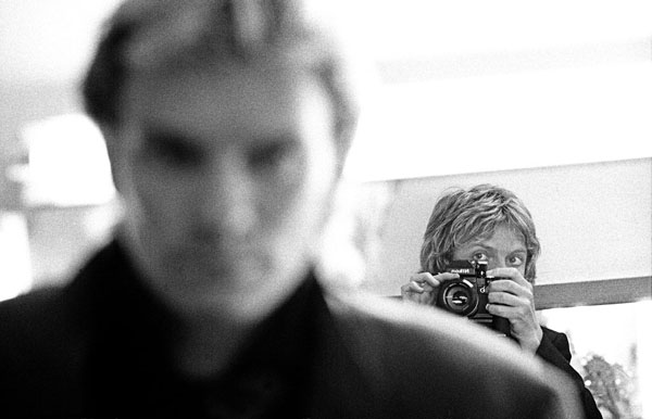 Andy Summers I'll be Watching You, Salt Lake City, UT, 1982 © Andy Summers