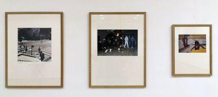 Gilles Iman la ville, 1989 - Jean-François Dalle-Rive Festival d'Avignon, 1984 - Jack Varlet Karachi, Pakistan 1985 - À première vue - Maupetit, côté galerie