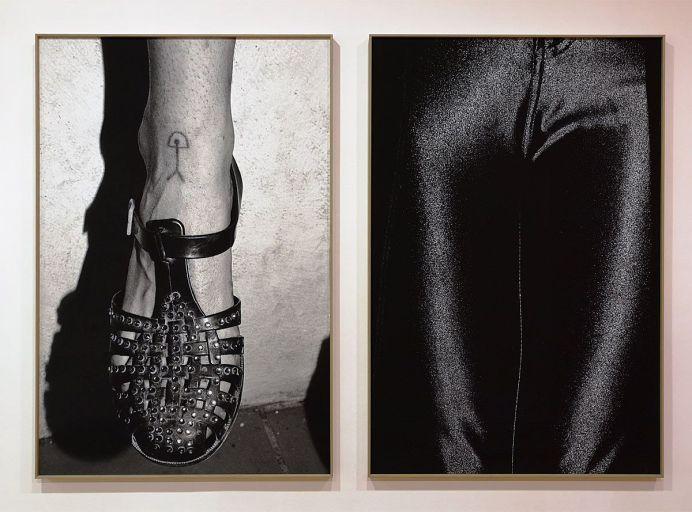 Guillaume Delleuse Sans Titre, série Corpus, Arles 2016 et Sans Titre, série Corpus, Arles, 2016 - À première vue - Maupetit, côté galerie