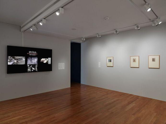 James Ensor et Alexander Kluge - Siècles noirs à Arles - vue de l'exposition - Photo FVVGA