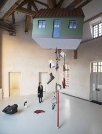Jeanne Susplugas - Flying house, 2017