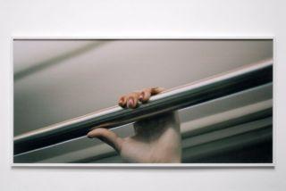 Serge Leblon, Sans titre 2007 Tirage lambda contrecollé sur PVC, 100 x 210 cm Collection FRAC OM - Photo : Frac OM © Serge Leblon