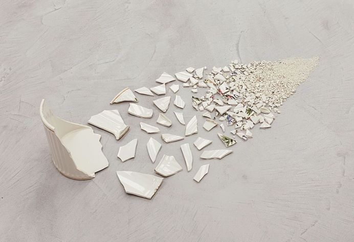 Stéphanie Saadé - Accelerated Time, 2014 - L'Espace de 70 Jours à la Galerie de la SCEP - Marseille