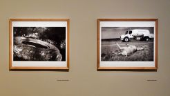 Andy Summers - Une certaine étrangeté au Pavillon Populaire - Montpellier - Vue de l'exposition