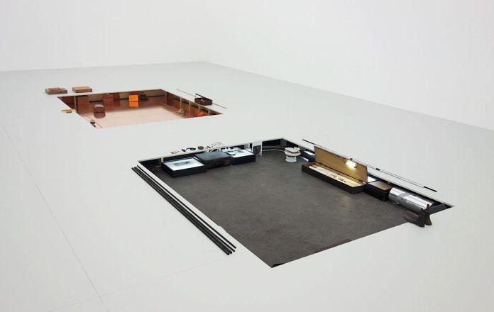 Laura Lamiel L'espace du dedans (séquence 3), 2014-2019 - Les yeux de W - Crac à Sète
