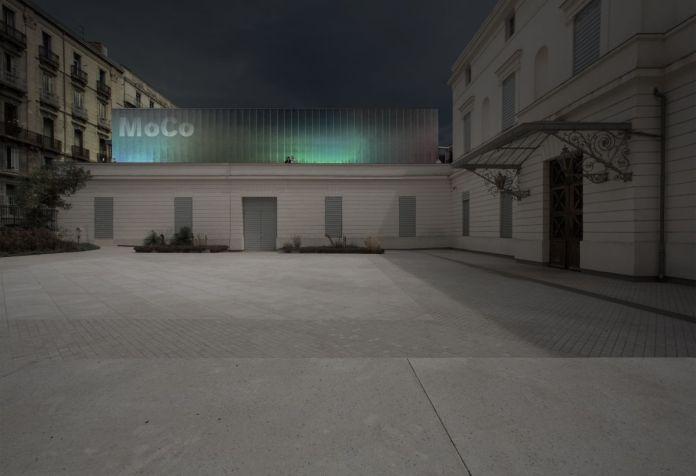 MOCO Hôtel des collection - La Cour des fêtes Image © Agence PCA Stream