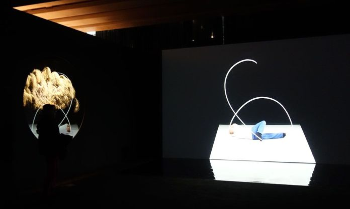 William Forsythe, Lectures from Improvisation Technologies, 2011 - On danse au Mucem