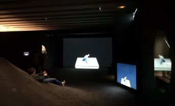 William Forsythe, Lectures from Improvisation Technologies, 2011 - On danse au Mucem