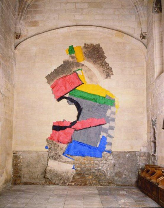 Max Charvolen - Le puits, 2001. Achat avec l'aide du FRAM en 2001 © ADAGP, Paris 2013
