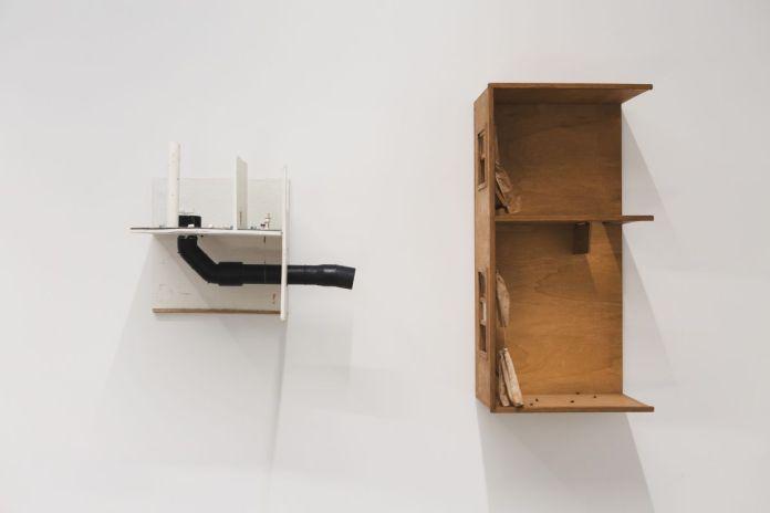 Aube immédiate, vents tièdes - oeuvres de Mathis Altmann, Mécènes du Sud Montpellier-Sète, 2019, image Elise Ortiou Campion