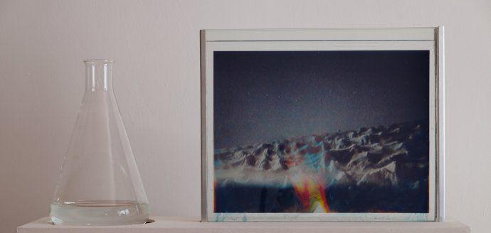 Audrey Martin - Dé-paysages, 2015 - Production La Panacée, Le Living Room et le Café Europa (Mons 2015)