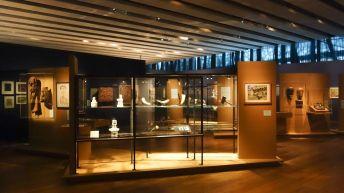 Jean Dubuffet - Un barbare en Europe au Mucem - 1 - Une ethnographie en acte - Prospections, objets, documents - Art populaire
