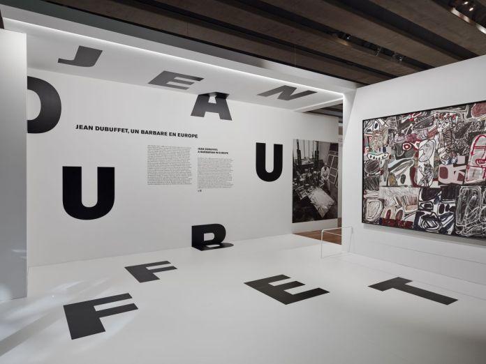 Jean Dubuffet - Un barbare en Europe au Mucem - Scenographie Maciej Fisze ©Francois Deladerriere Mucem