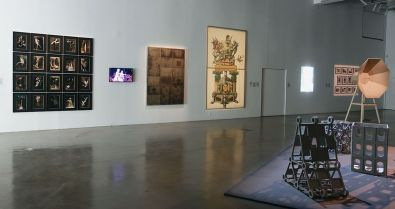 Un autre monde dans notre monde - Frac Provence-Alpes-Côte d'Azur - Plateau 2 - Vue de l'exposition - Photo En revenant de l'expo !