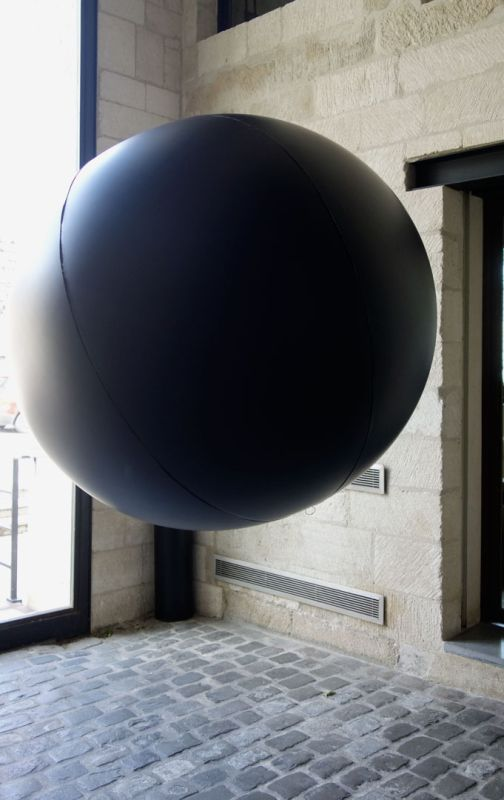 Édith Dekyndt - Ground control, 2008 - Sans gravité - une poétique de l'air à - Ardenome - Avignon