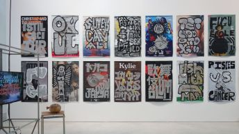 Fugu Okulu, 2018 de åbäke - A School of Schools – Luma Arles - Vue de l'exposition - Photo En revenant de l'expo !