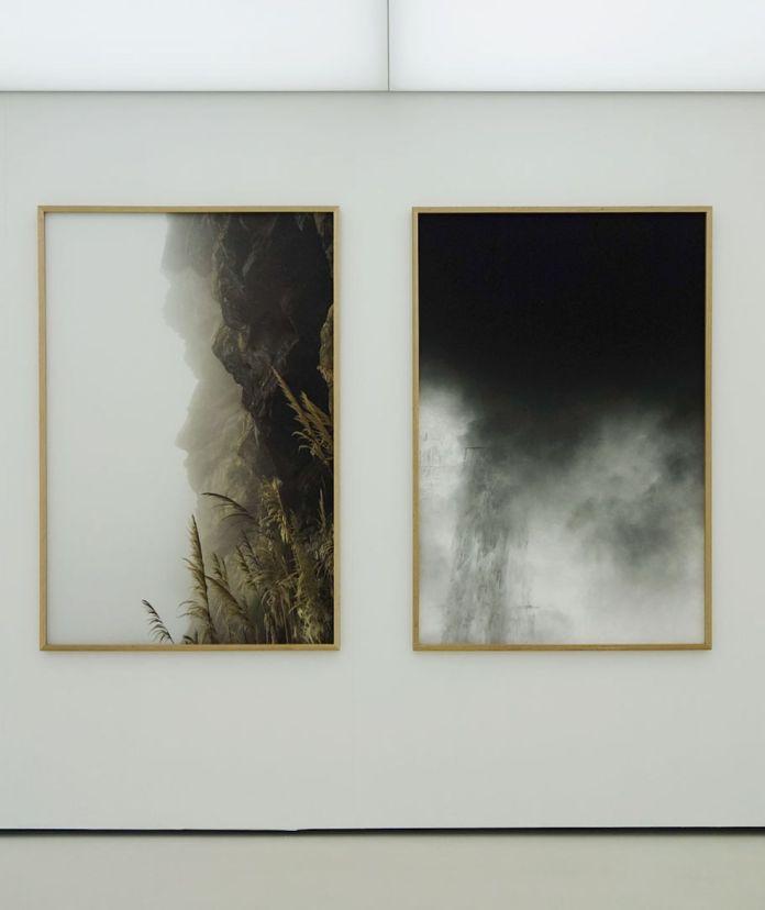 Andrès Donadio, Niebla, Visiones del Salto, 2016-2017 - Rêvez 3 à la Collection Lambert