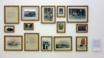 Benoît Payan, L'Exil et l'Odyssée, 2015 - Rêvez 3 à la Collection Lambert