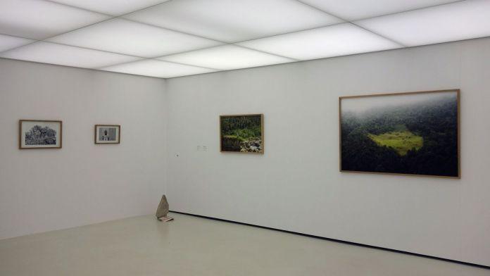 Exposition Rêvez 3 à la Collection Lambert Vue de la salle 1