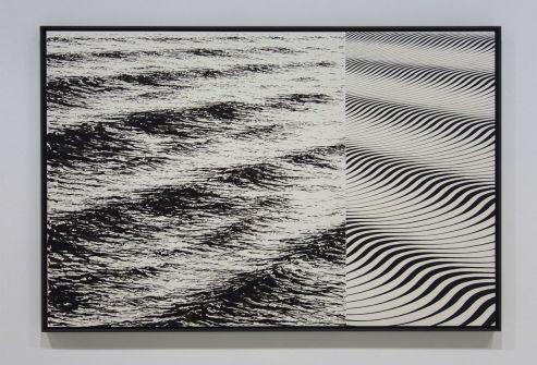 Pierre Malphettes - Les vagues optiques #1, 2019 – L'horizon des particules à Vidéochroniques