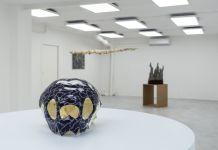 Primitive future à la Galerie de la Scep – Marseille - Photo © Nassimo Berthommé