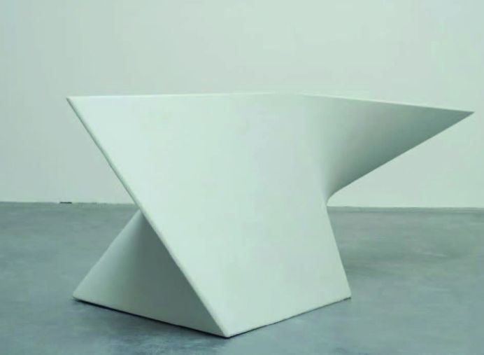 Tjeerd Alkema - 1 mètre cube, 2010 - Collection Frac OM