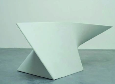 Tjeerd Alkema - 1 mètre cube, 2010 - Collection Frac OM