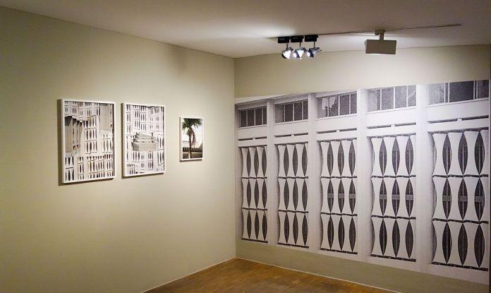 Ulrike Hannemann, The Palace Then and Now - Les Boutographies 2019 - Vue de l'exposition