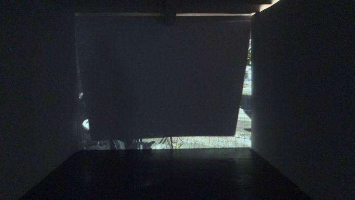 Ismaïl Bahri - Percées, Marseille, 2019 - Lumière habitée - art-cade galerie - Photo En revenant de l'expo !