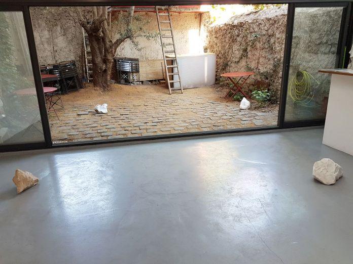 Jean-Baptiste Caron - Xm3 d'air, 2018 - «Ce qui est peut ne pas être» à la galerie HO – Marseille – Photo Jean-Baptiste Caron