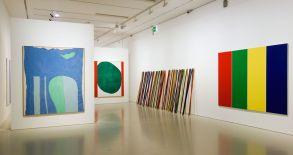 Vincent Bioulès - Chemins de traverse - Les dernières avant-gardes au Musée Fabre 201