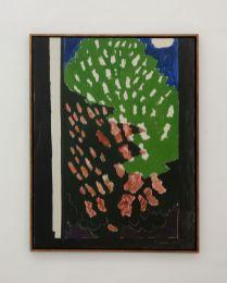 Vincent Bioulès - Le marronier en fleurs, 1965 - Chemins de traverse au Musée Fabre 103